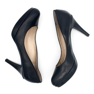 Marc Fisher Sydney Platform Rounded Toe Pump